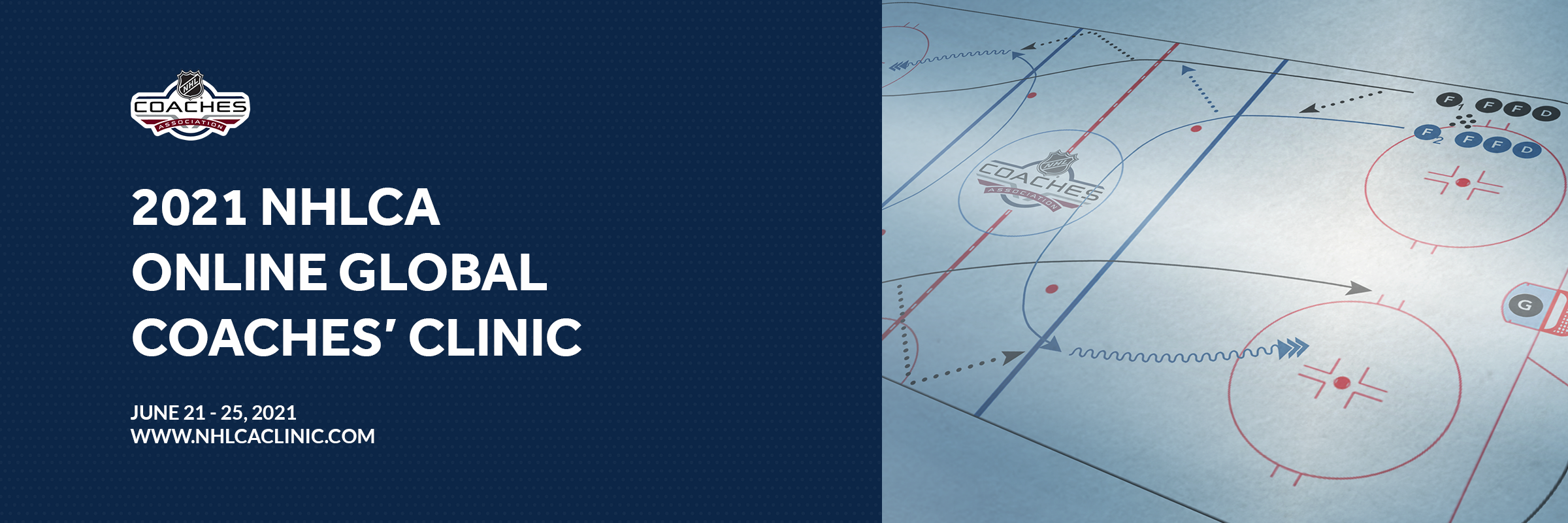 CoachThem at the 2021 NHLCA Online Global Coaches' Clinic