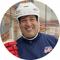 Mike Bonelli, Head Coach - Connecticut Jr Rangers & Owner - Mike Bonelli Hockey Solutions